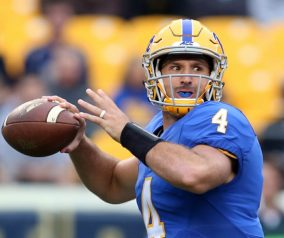 Deducing the Jets Draft Board, Part 4: Pittsburgh QB Nathan Peterman