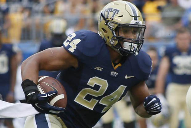 Pitt Prospect Perfect fit for Gang Green