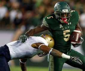 Deducing the Jets Draft, Part 11: USF RB Marlon Mack