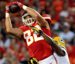 Jets add Tight End Brian Parker