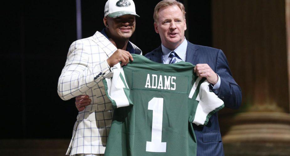 2017 NY Jets Draft Class Photo Gallery