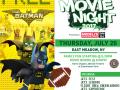 Jets Movie Night (East Meadow, NY)