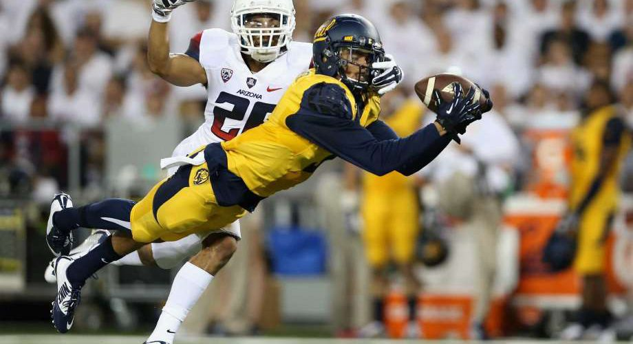 Young Cal Wide Receiver Shows up on Jets Radar