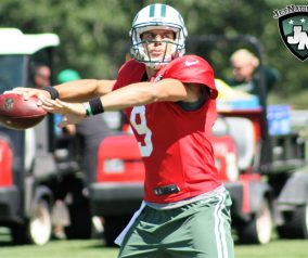 Report: Jets to Release Bryce Petty