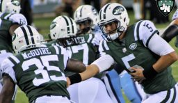 "Hackenberg ""Frustrated"" by Past Handling, ""Excited"" Moving Forward"