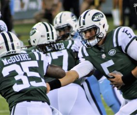 Position Battles Continue as Jets Prepare for Lions
