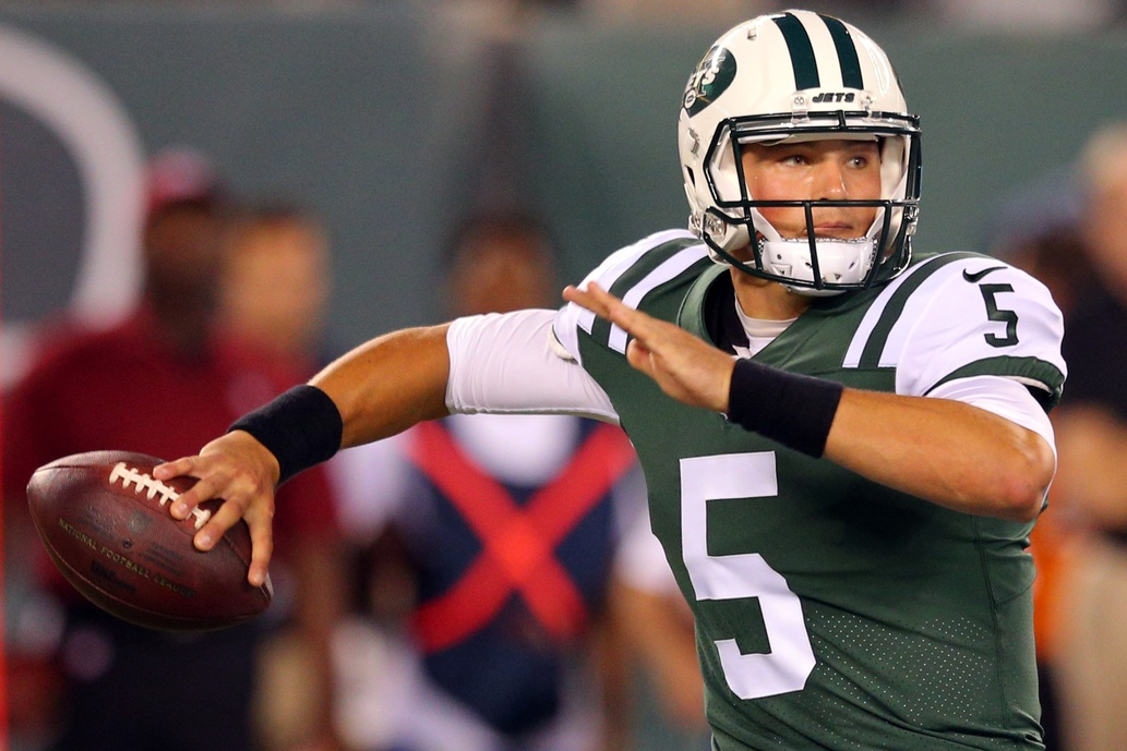 Jets coach Todd Bowles gives comical answer to questions about Sam Darnold