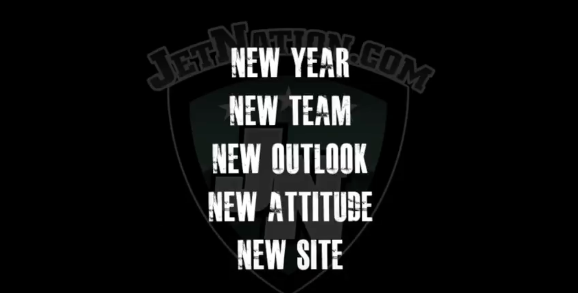 New Team, New Site