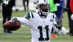 Report: Jets' Kerley Facing Suspension