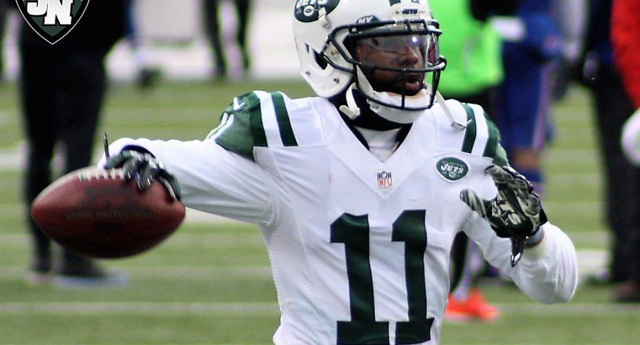 Report: Jets' Kerley Facing Suspension