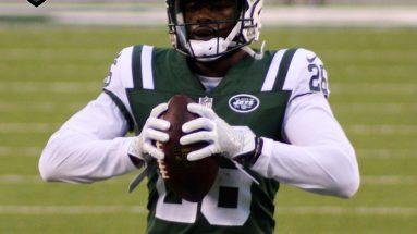 NY Jets Inactives
