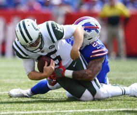 Jets lose to Bills, 21-12