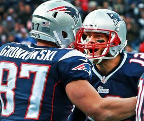 Brady, Gronkowski Miss Practice; Wilkerson & Powell Banged Up