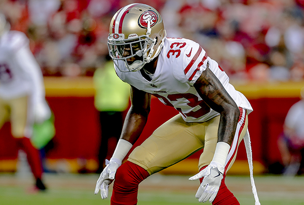 Jets Acquire Cornerback Rashard Robinson in Deal With 49ers