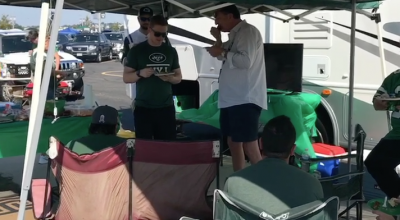 Tailgating – Dolphins vs Jets