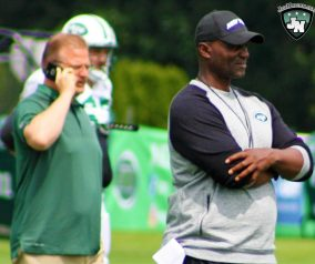 If Jets Flounder in '18, who Isn't Back, Bowles or Mac?