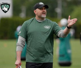 Jets vs Saints, a Last-Minute Look; Morton has to Coach Four Quarters