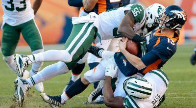 NY Jets Film Session; Broncos Game