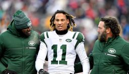 Jets' Robby Anderson Arrested Again