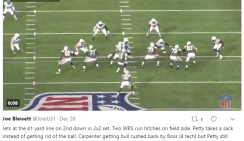 NY Jets Film Review: Chargers