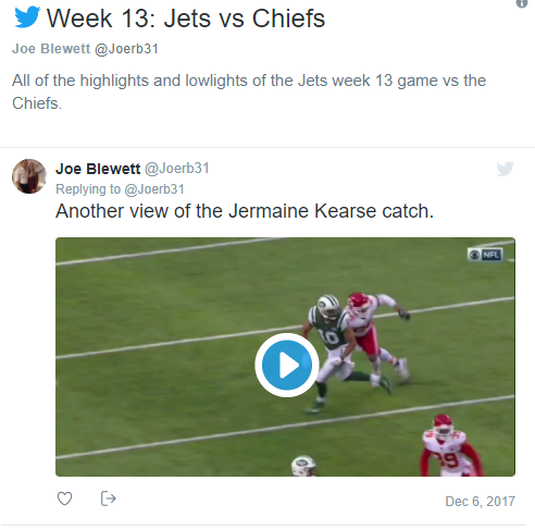 Film Review: Week 13 Jets vs Chiefs