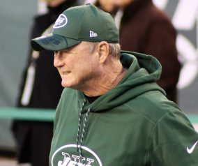 Report: Jets Part Ways With O-Line Coach Steve Marshall