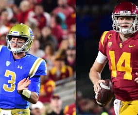 Rosen & Darnold Declare; Jets Want To Move Up?