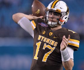 Josh Allen Hype Train Rolls on With Mayock's QB Rankings