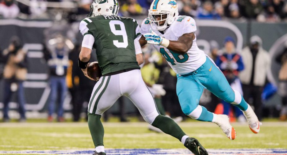 Jets add Another Free Agent Linebacker in Hewitt