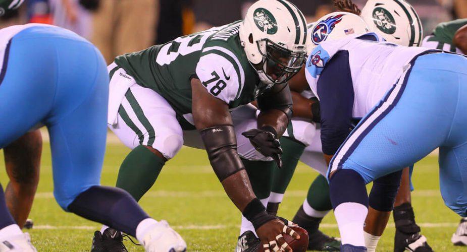 Report: Jets to Cut Burgess & Harrison