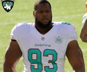 "Suh Says Jets are ""Serious Contender"" for his Services"