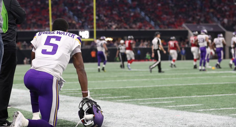 Report: Jets to Target Bridgewater if Cousins Likes Vikes