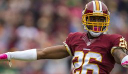 Report: Jets Expressing Interest in Free Agent Bashaud Breeland