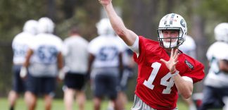 Can Sam Darnold Carry on Success of Recent Top 5 QB's? NY Jets Podcast