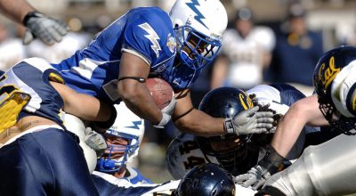 Knocking Concussions Out Of Football, How Technology Can Help