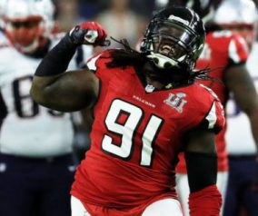 Jets Sign DE Courtney Upshaw; Release Chris Jones