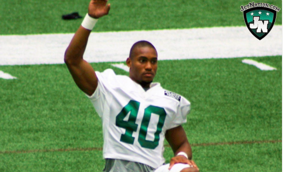 Jets Backs Stand out on Day 1 of Training Camp