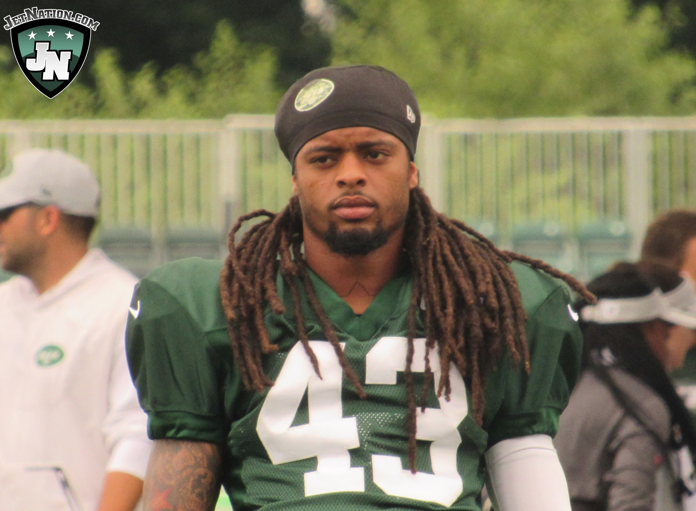 new styles c9ea6 13c7d Report: Jets Trade Parry Nickerson - JetNation.com (NY Jets ...