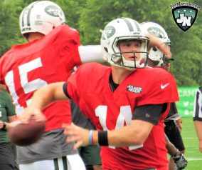 Day Five Training Camp Takeaways; How did Darnold do?