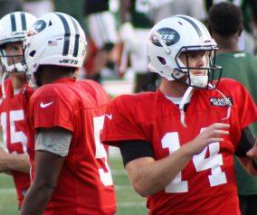 NY Jets Training Camp Updates