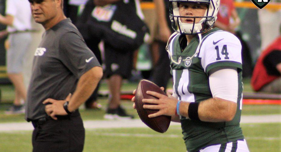 Report: Sam Darnold Named Jets Starter