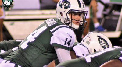 New York Jets Football Is Back — Video