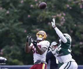 Jets \ Redskins Practice Recap & Photo Gallery