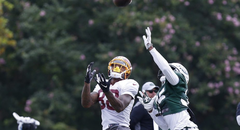 Jets \ Redskins Practice Recap & Photo Gallery