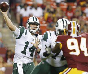 Jets \ Redskins Game Observations