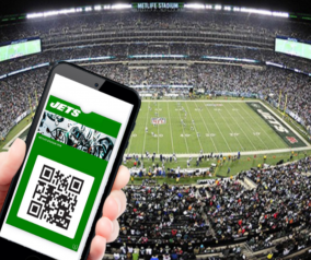 Mobile Ticket Information for 2018 Jets Games at MetLife Stadium