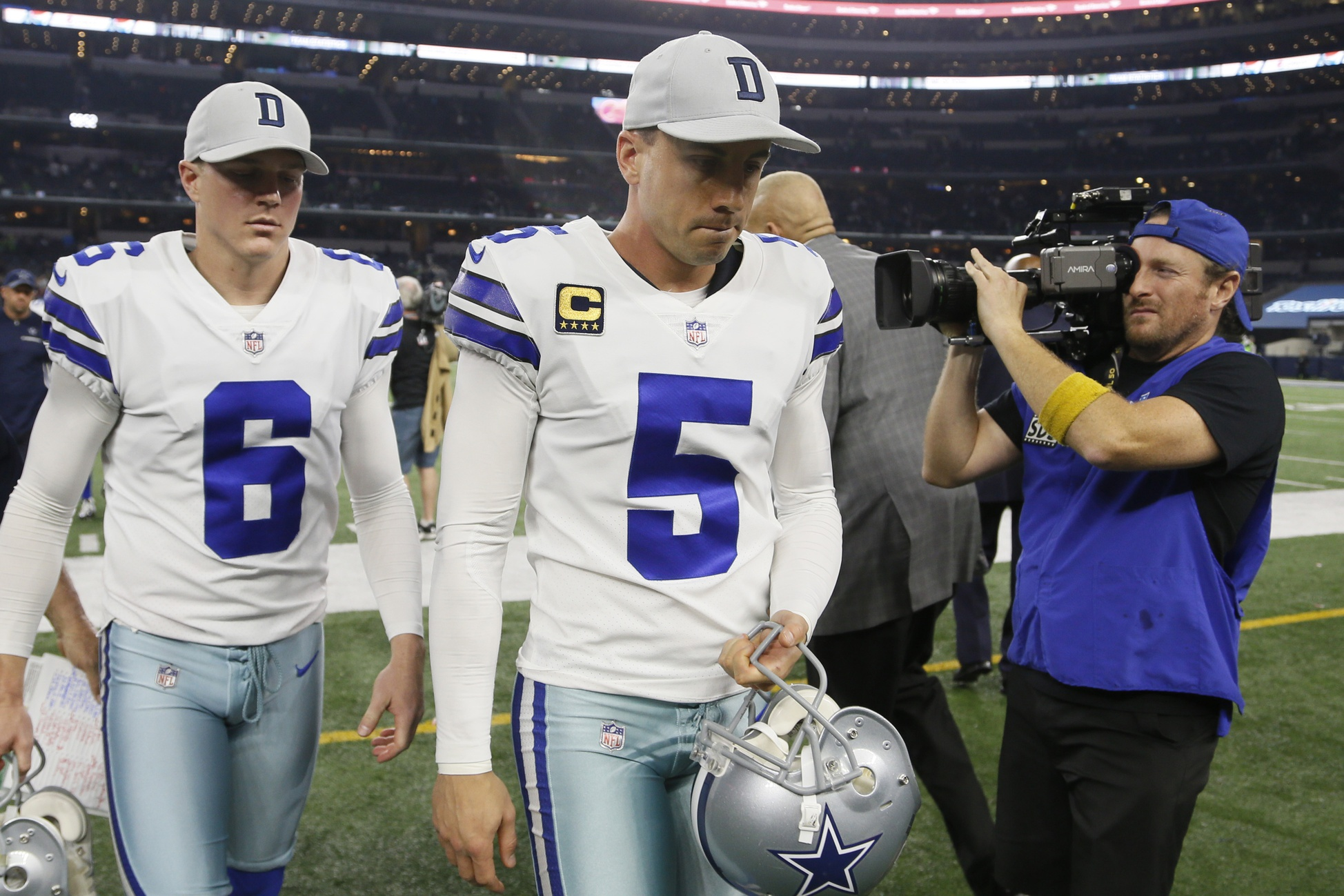 Dan Bailey Working Out With Jets On Monday