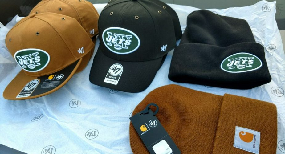 Carhartt & '47 NY Jets Hat Giveaway