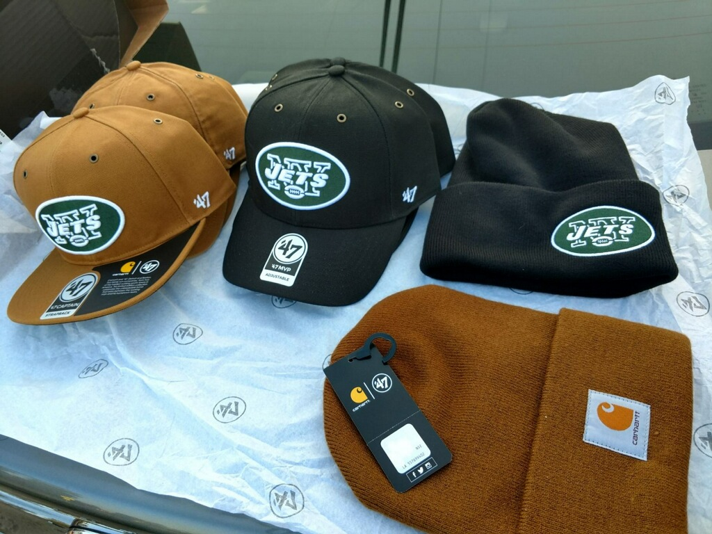 b5fcb2b59ac NY Jets Hat Giveaway - Post in this thread to win - New York Jets ...