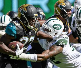 New York Jets vs Jacksonville Jaguars